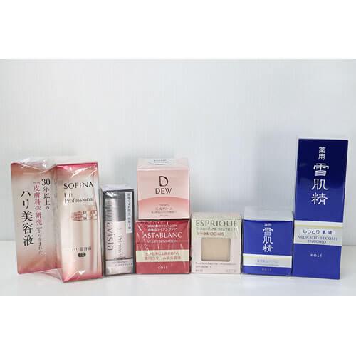 【買取実績】花王 ソフィーナ リフトプロフェッショナル ハリ美容液 EX 40g 他6点