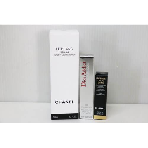 【買取実績】シャネル(CHANEL) ル ブラン セラム HLC 50ml 他2点