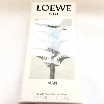 ロエベ オードゥ パルファン ロエベ 001 マン 50ml 買取価格:3,700円