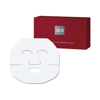 SK-�U|ホワイトニング ソース ダーム・リバイバル マスク 6枚入|買取価格:2,000円