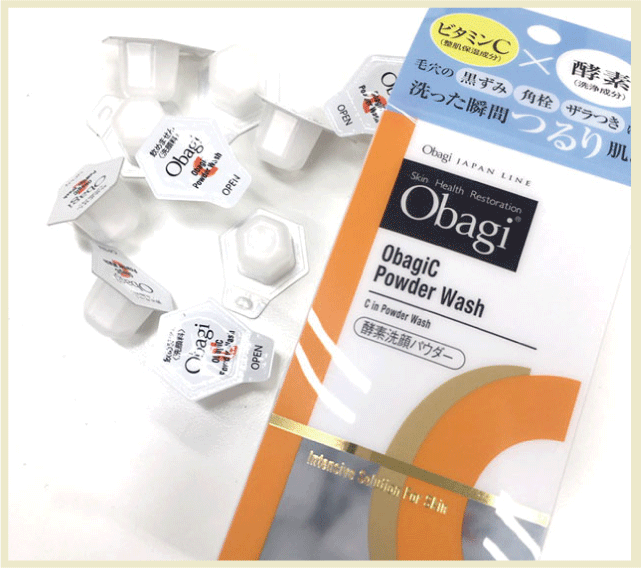 オバジ酵素洗顔