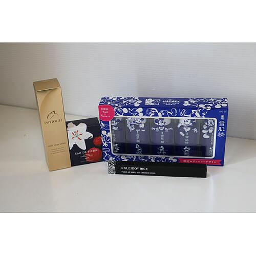 【買取実績】KOSE 雪肌精ディズニーコラボSKセット 75ml×5本セット 他3点