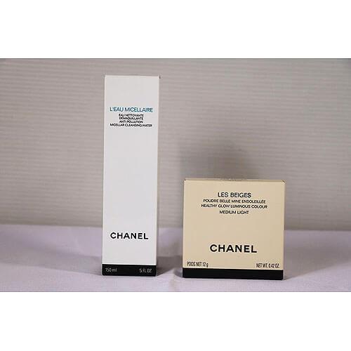 【買取実績】CHANEL オーミセラー 150ml 拭き取り用メークアップリムーバー 他1点